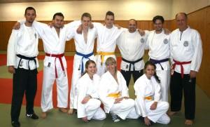 Teilnehmer der KUB Prüfungen